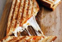 Recipes - Grilled Cheese