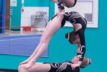 Gymnastics andromeda