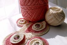 My freeform things / Freeform crochet, knit, embroidery
