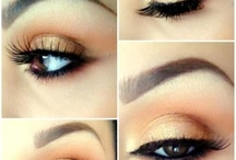 MAKE UP- all EYES on me..... / by Katrina