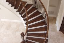 Traditional Staircase Remodeling Gallery / The Traditional Staircase Remodeling Gallery features stair parts from our Versatile, Ribbon, Twist, and Scroll series. From our standard balusters to our elaborate scrolls and panels, this collection offers only the best of traditional style design. Clients will enjoy a broad range of finishes and styles with the House of Forgings stock parts. These high quality wrought iron components are combined to create exquisitely designed staircases.