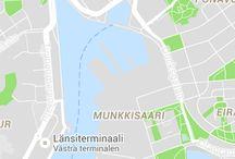 2015: Neighbourhoods / Helsinki's districts :3