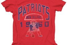 Patriots Throwback / by New England Patriots