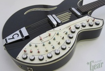 Music / Guitars and stuff : )