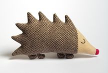 hedgehog inspiration
