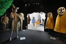 Mode exposities
