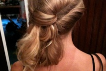 hair for dances / by Kim Bowling-Burge