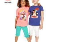 Paul Frank / Kinderkleding / by Dreumes01 Kinderkleding