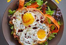 Paleo Egg Recipes / Paleo Egg Recipes of all kinds / by Bravo For Paleo