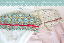 Sewing Projects - Storage / by Kami Bowker