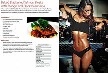 Fitness recipes / by Emily Benson