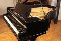 Restored Pianos / Fully restored pianos as Besbrode Pianos