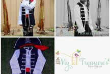 Li'l Boys Dress ups and other stuff / Things for the little man in your life :)
