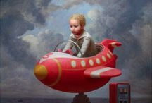 Airplanes and their VIEWS / by Shelly Zeiden