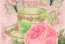 Teacup butterflies