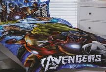 Avengers Bedding / Avengers bedding sets and bedroom accessories available from Kids Bedding Dreams online store. www.kidsbeddingdreams.com/avengers-bedding
