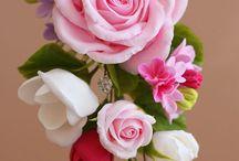 fiori fimo