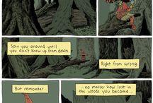 Comics / by Laura Harden