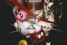 "Greg ""Craola"" Simkins / Greg ""Craola"" Simkins Visual Artist Pop Surrealist / by Upper Playground"