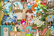 MarnieJo's House of Scraps @MyMemories.com