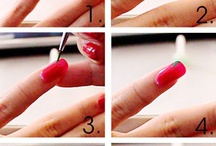Summer Fun Manicures / Everything BBQs, summer afternoons and lemonade for your manicures.