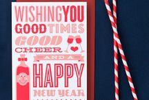 Christmas card inspo