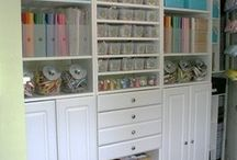 Craft Rooms / by Elina Blanco