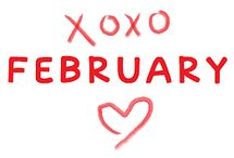 Xo xo February