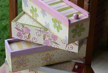 cajas y organizadores