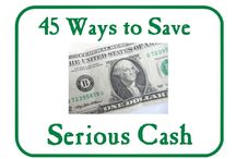 Money Saving Tips / Save Money by checking out these money saving tips.  For more, click over to Retired by 40! / by Gretchen @ Retired By 40!