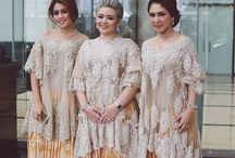 Fav outfit / Indonesia culture in woman fashion mostly wear in social event