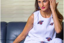 MAGNIFIQUE  by Shilpa Reddy  urban couture line - bug embroidery collection