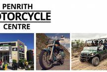 Penrith Motorcycle Centre.