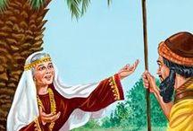 personajes biblicos