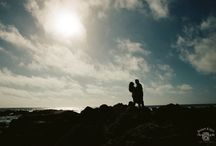 Monterey Engagement & Wedding Photography / Engagement and wedding photography in Monterey, California, captured on film by Dawn Kelly Photography