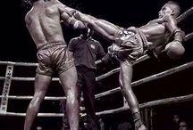 Megateep / foot to the face. #muaythai #thailand