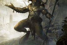 Mythology - Greek