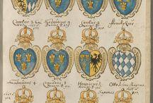 Wappen der deutschen Kaiser, der europäischen Königs-
