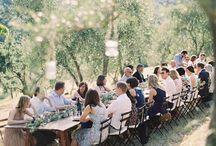 Inspiration Tuscany Wedding
