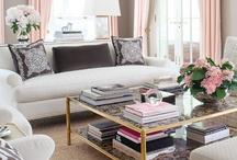 Living Rooms / by Siemasko + Verbridge