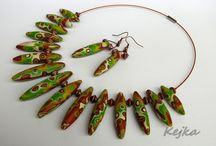 My Jewelery / Here are my creations from polymer clay