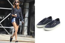 Celebs loves Superga
