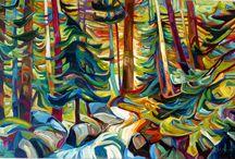 The Art Gallery / by Brynn M.