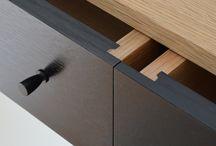 // furniture construction details //