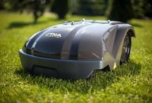 Les tondeuses robot / Voici la nouvelle génération de tondeuses automower. Fini la corvée des tontes.