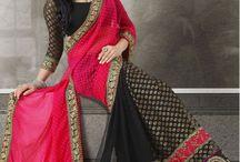 Chiffon Sarees / Great amazing textured Chiffon Sarees.
