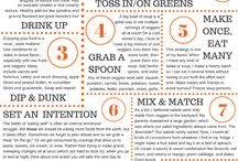 Tips & Tricks For Healthy Living - FREE Printables!