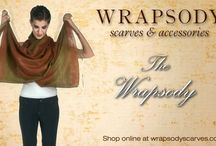 Scarves and Wraps / by Stacey Meyer
