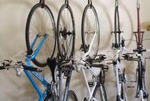 Vélos rangements