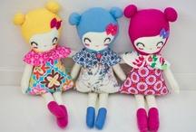 Crafts: Fabric / #fabric / by Bobbie Ann
